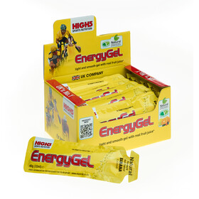 High5 EnergyGel - Nutrition sport - Banana 20 x 40g